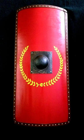Custom - Roman Scutum Shield