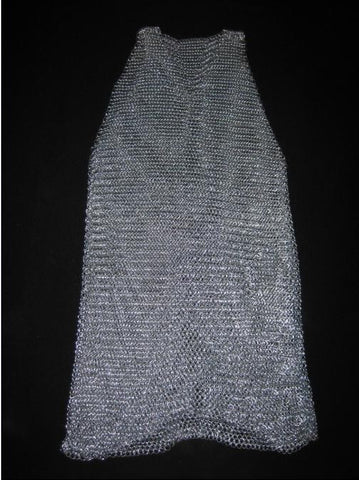 Butted Steel Chainmail Vest