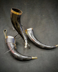 Mead Horns and Cups