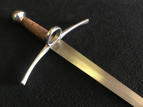 Steel Series - Black Fencer Parry Dagger