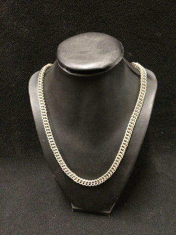 Custom -  Silver Persian Necklace