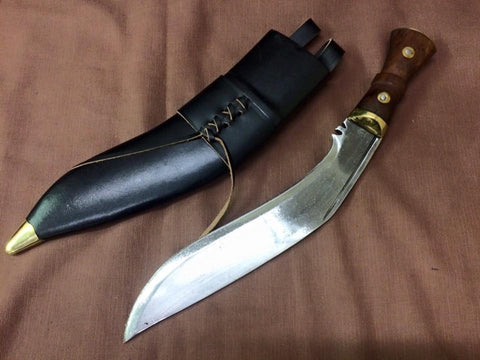 Kukri (brass fittings)