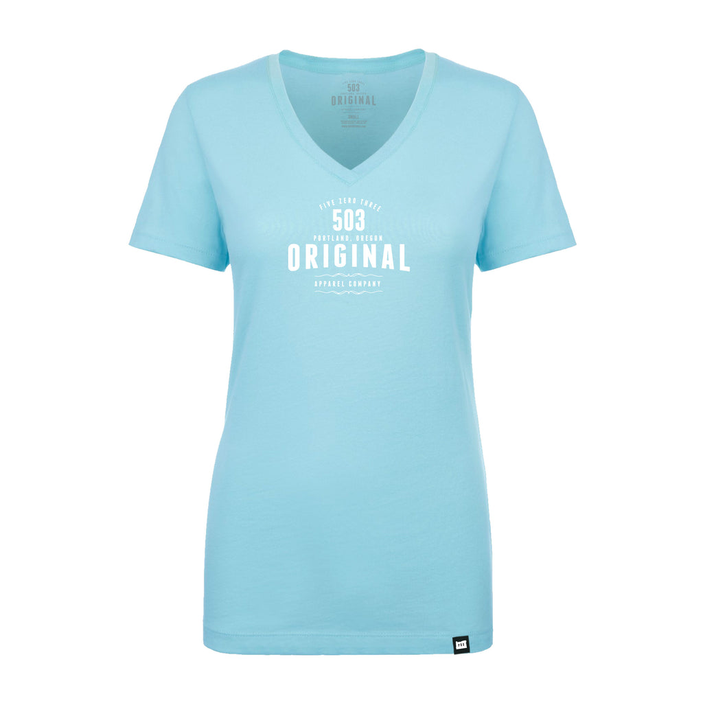 503 OG Ladies Tee - 503 Original Apparel