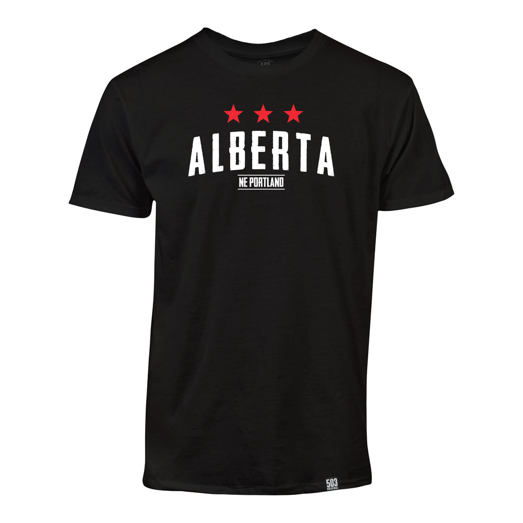 Alberta Tee - 503 Original Apparel