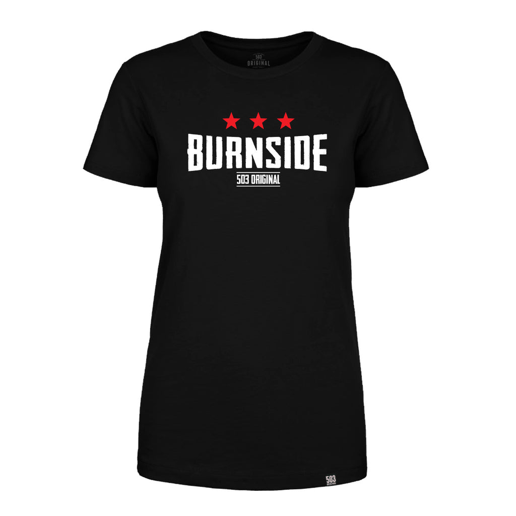 Burnside Ladies Tee - 503 Original Apparel