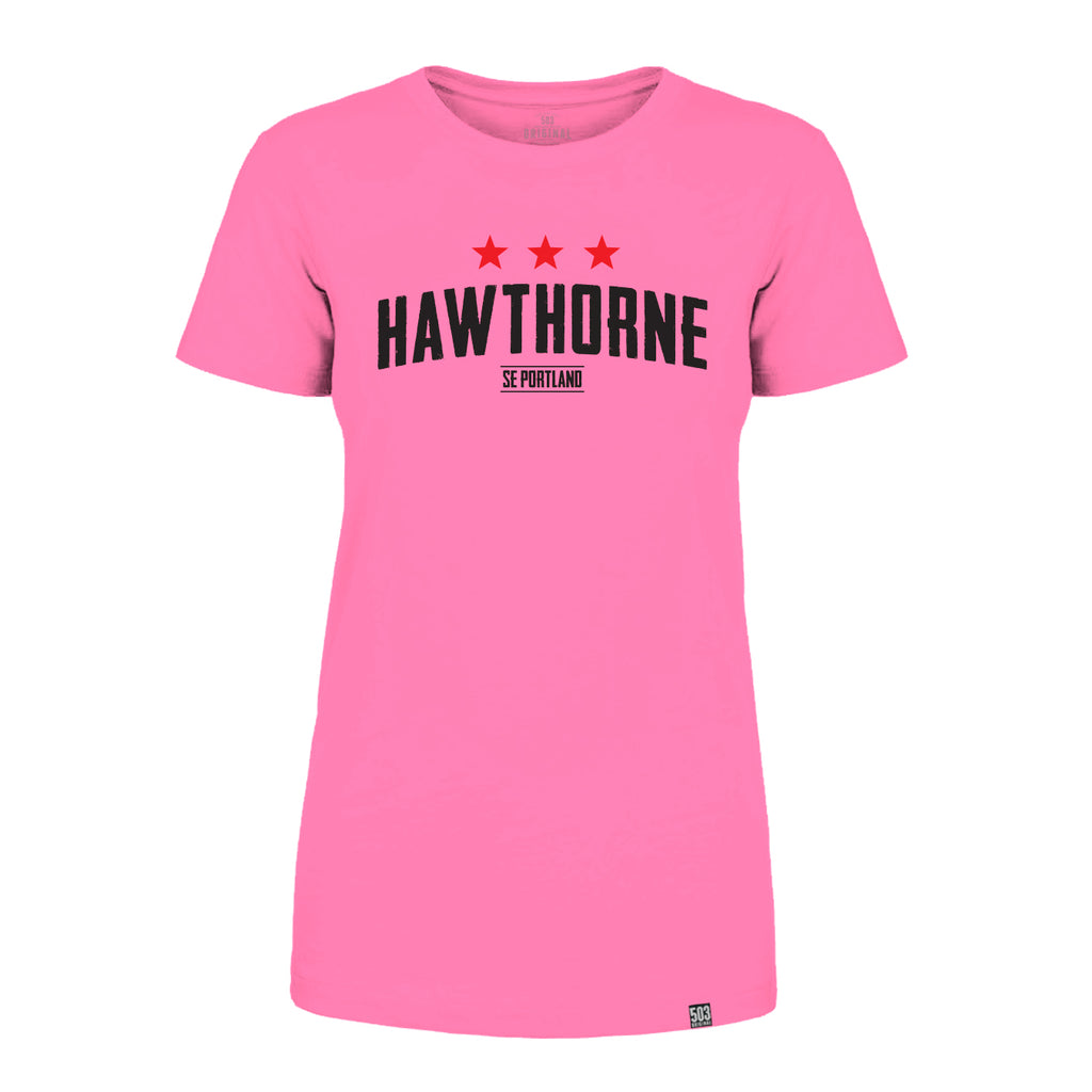 Hawthorne Ladies Tee - 503 Original Apparel