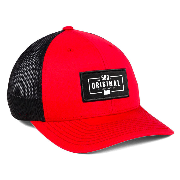 503 Original Trucker Hat - 503 Original Apparel