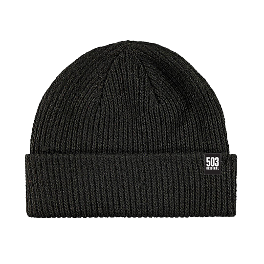503 Hemtag Beanie - 503 Original Apparel