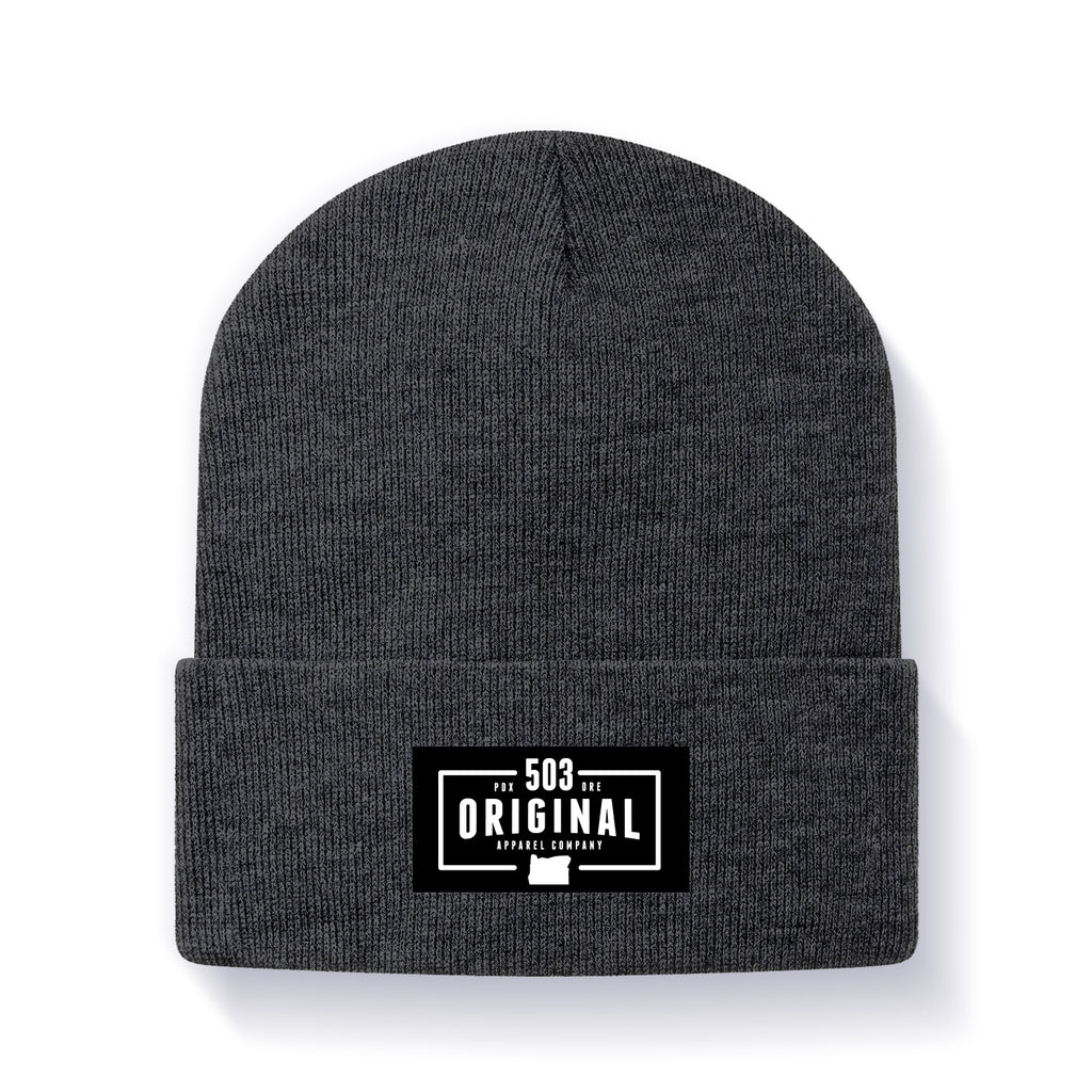 503 Patch Beanie - 503 Original Apparel