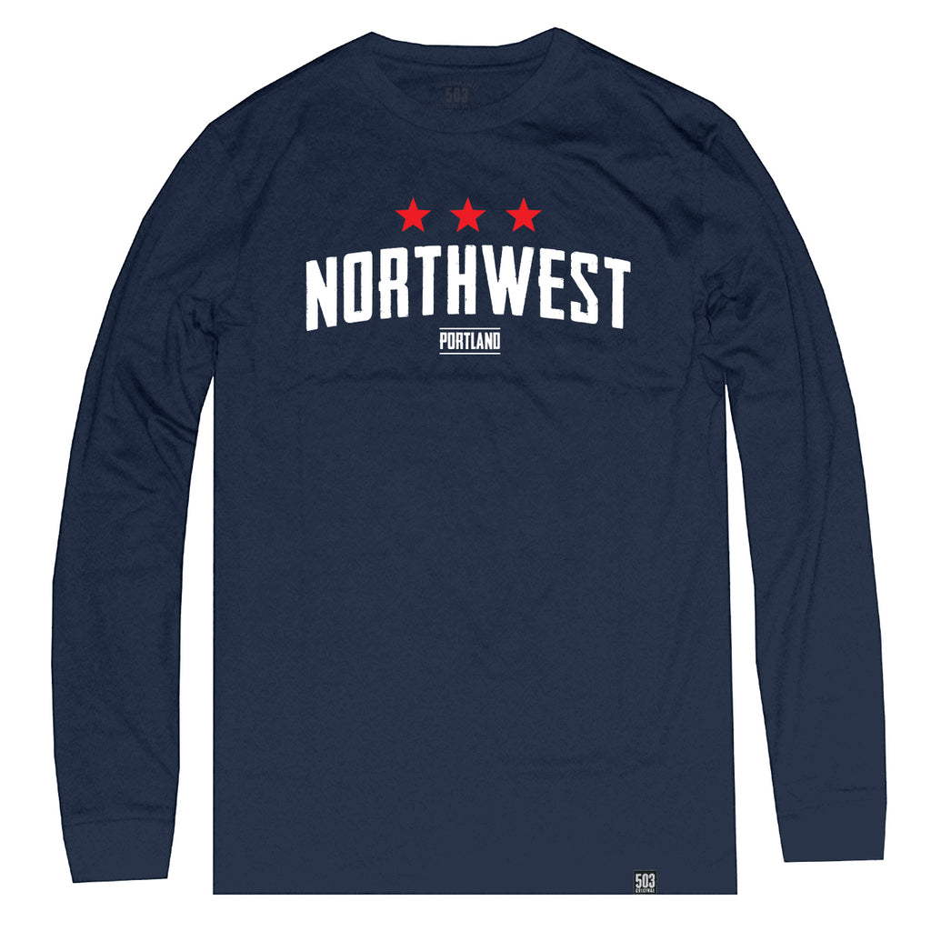 Northwest Long Sleeve Tee - 503 Original Apparel