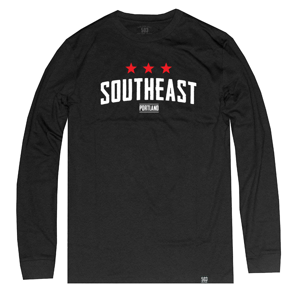 Southeast Long Sleeve Tee - 503 Original Apparel