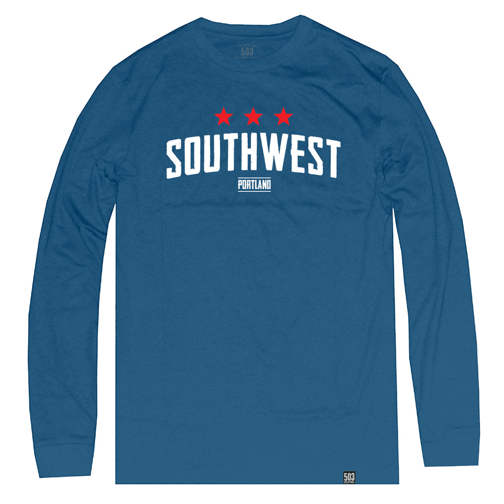 Southwest Long Sleeve Tee - 503 Original Apparel