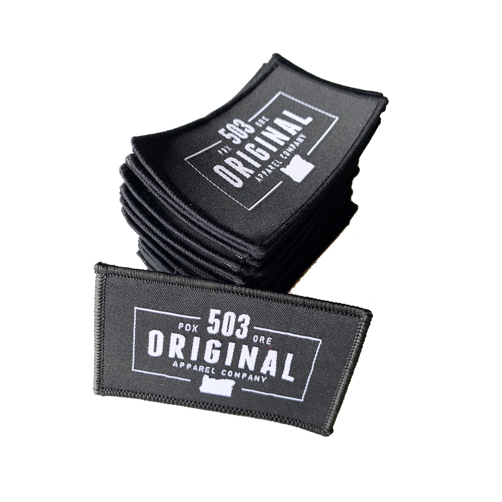 503 Original Patch - 503 Original Apparel