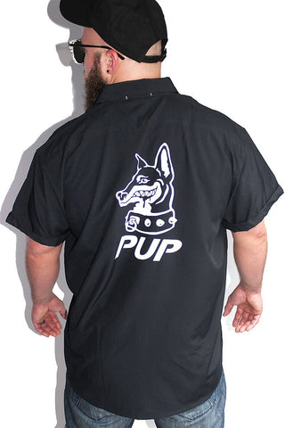 PLUS: Pup Shirt - Black