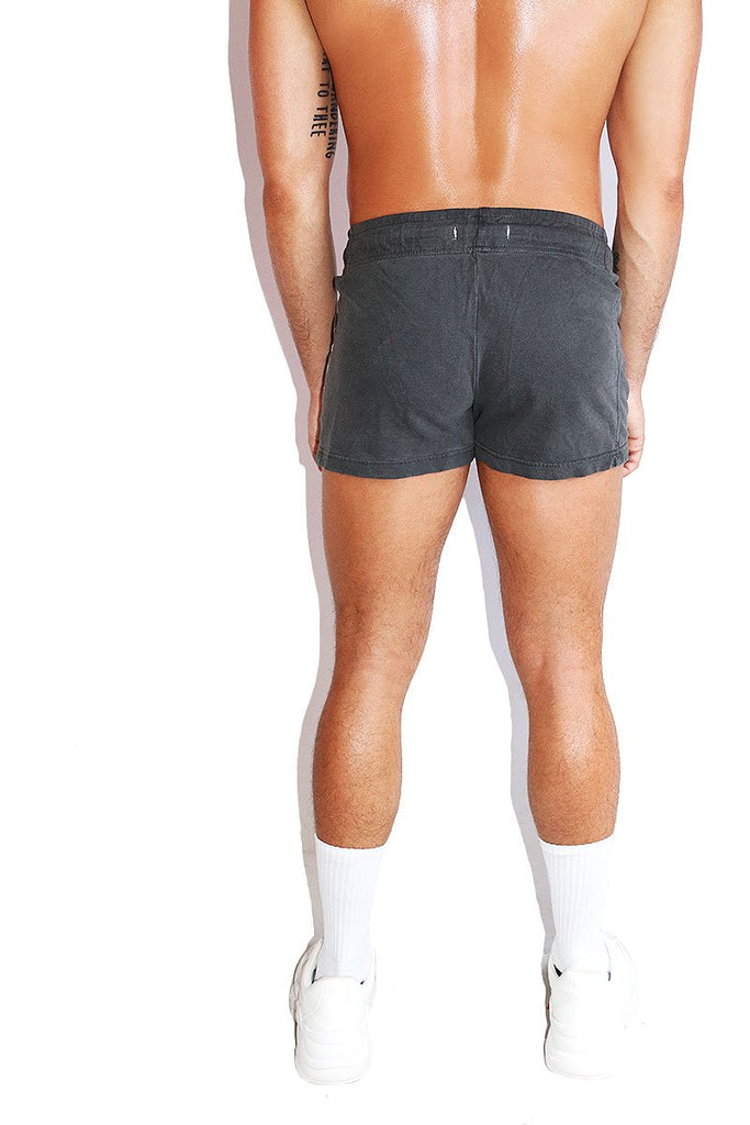 69 Vintage Lounge Short-Black