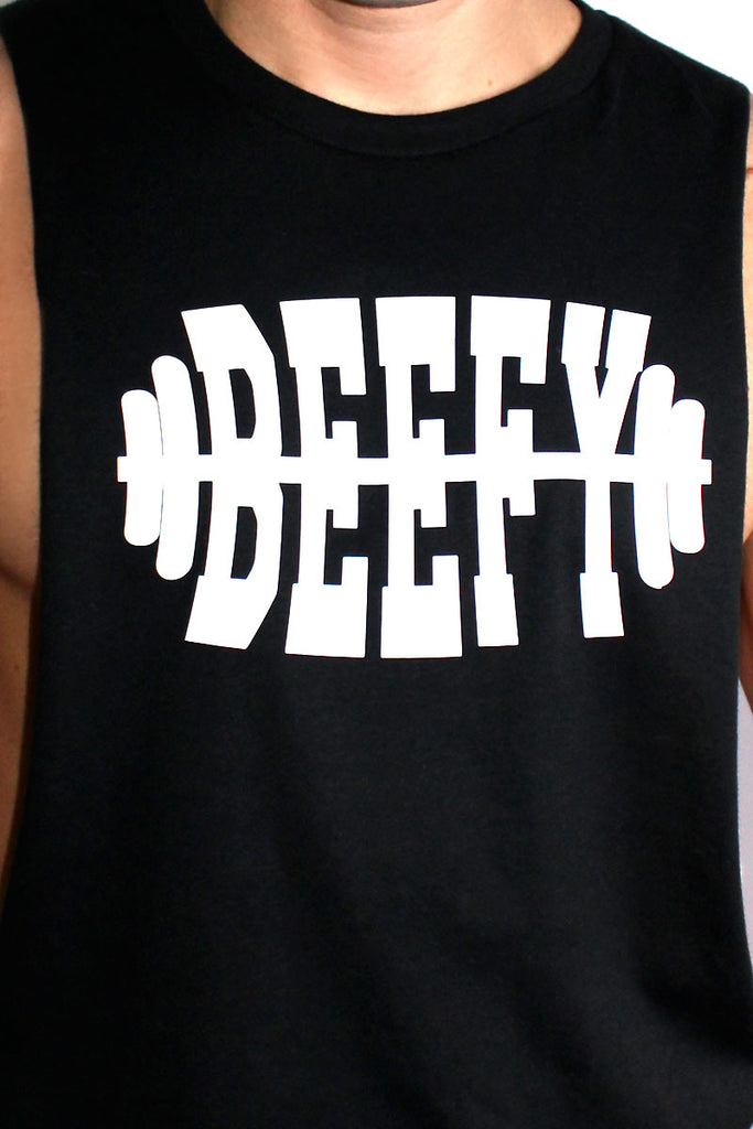 Beefy Low Arm Shredder Tank- Black