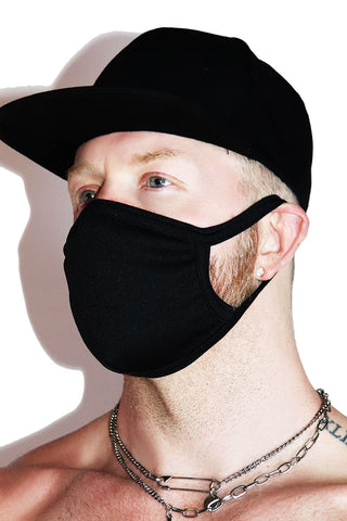Core Face Mask- Black