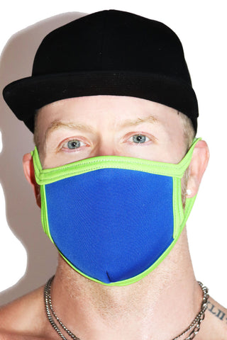 Core Face Mask- Royal Blue
