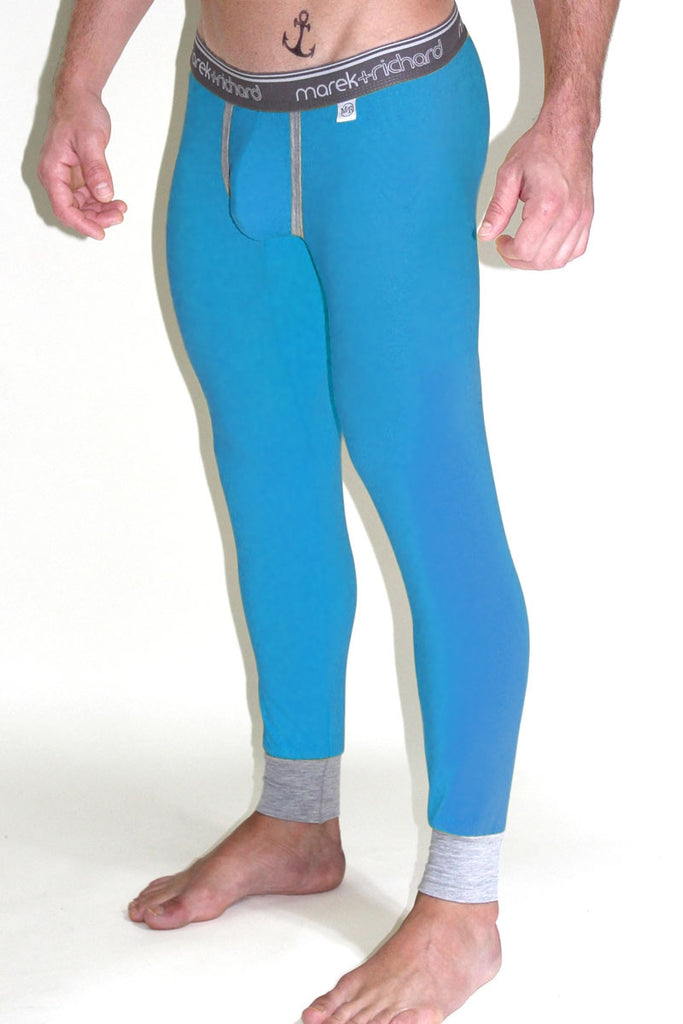 Core Long Johns- Blue