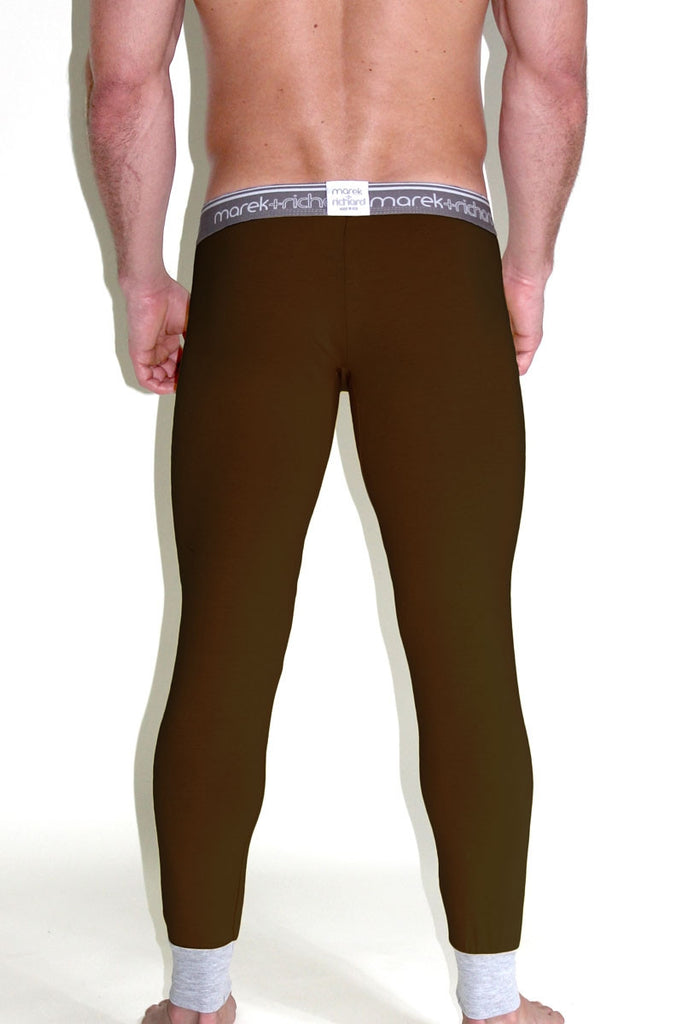 Core Long Johns- Brown