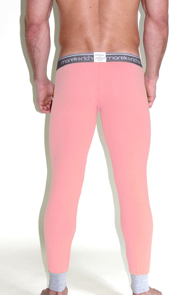 Core Long Johns- Pink