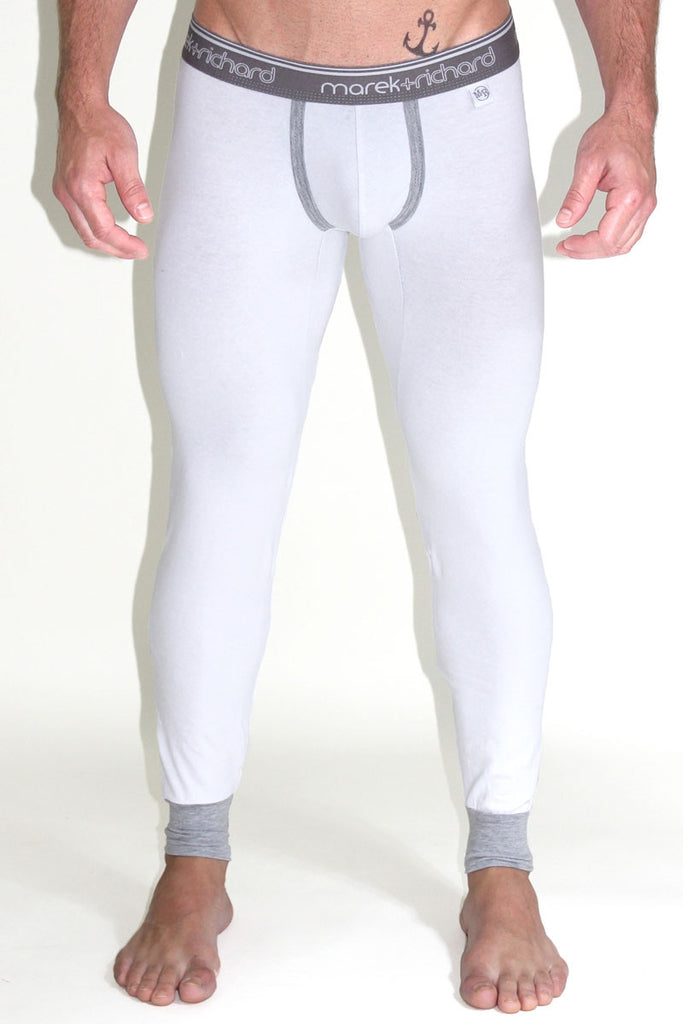 Core Long Johns- White