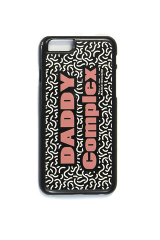Daddy Complex Phone Case- Black