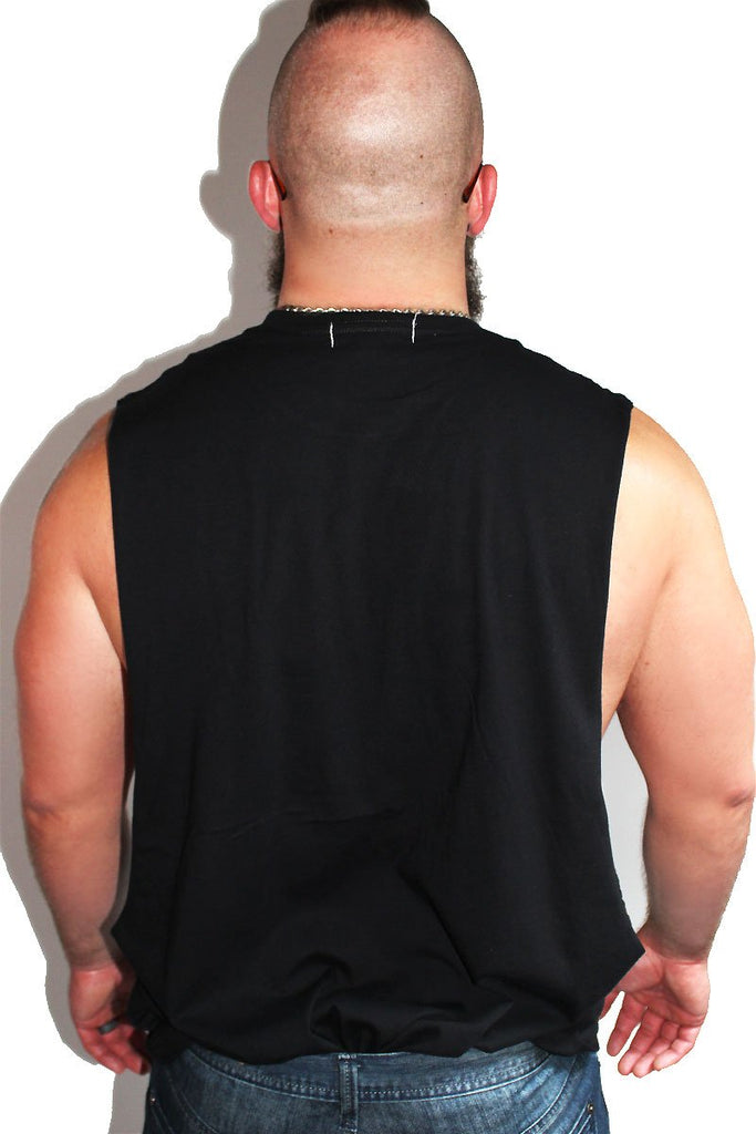 PLUS: Daddy Low Arm Tank- Black