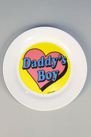 Gay Fantasy-Unicorn Salad Plate