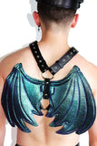 Dragon Wing Harness-Black