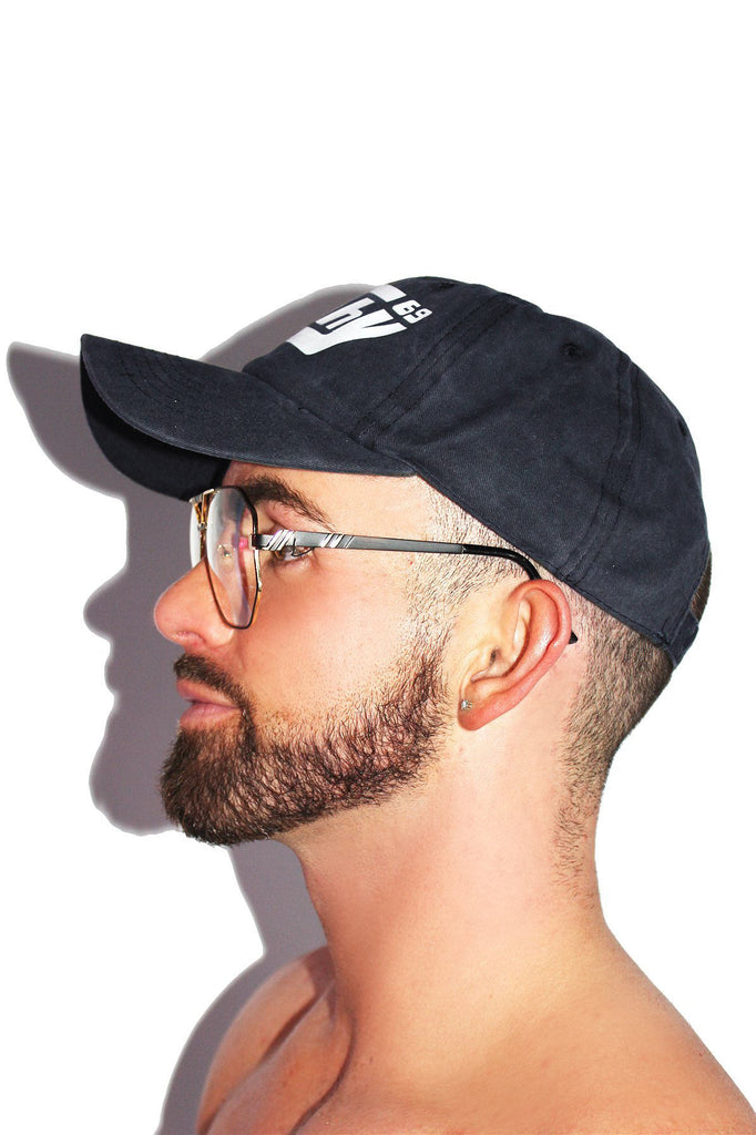 Filthy Vintage Dad Hat-Black