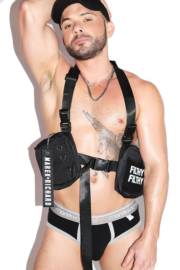 Filthy Utility Harness Bag-Black