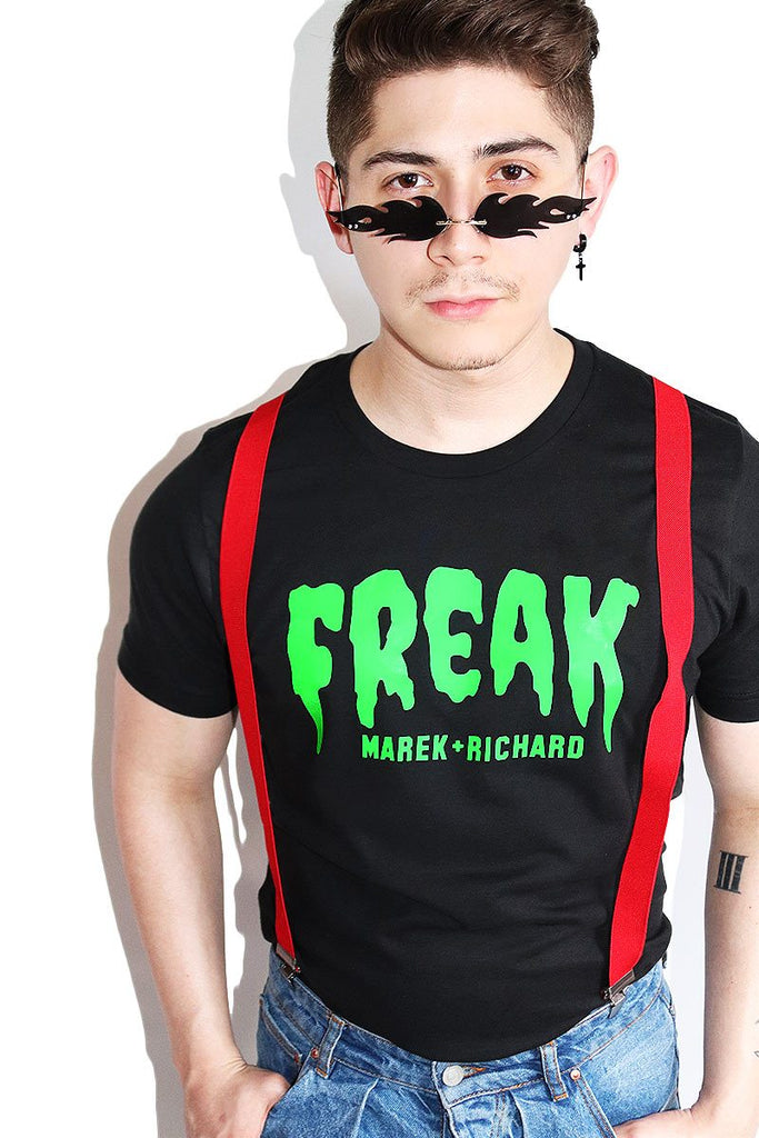 Freak Tee-Black