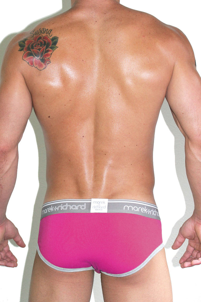 Core Brief-Fuschia