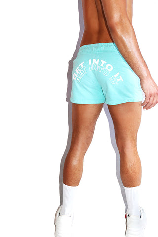 Homo Board Shorts-Pink