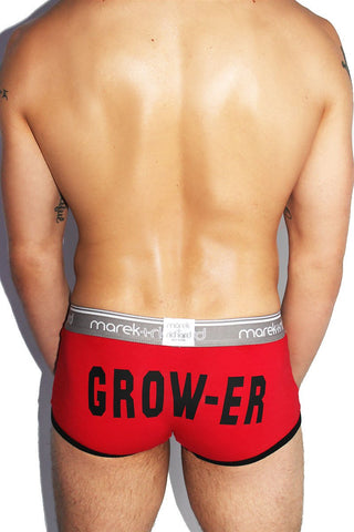 Grow-er Trunk- Red