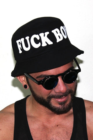 Twunk Snap Back Hat- Black