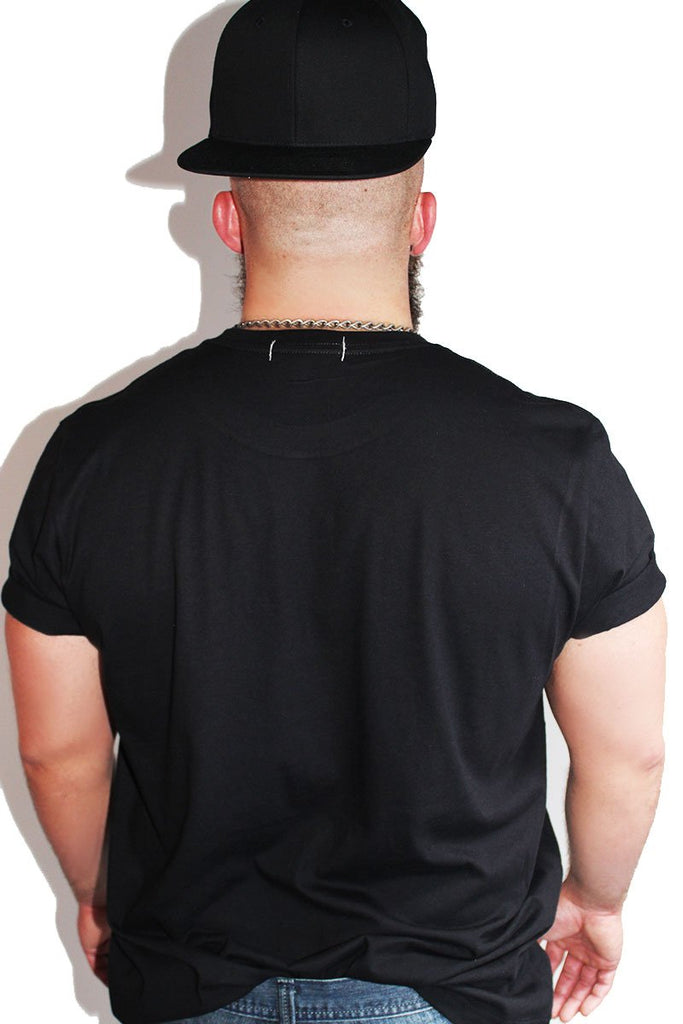 PLUS: Harness Tee-Black