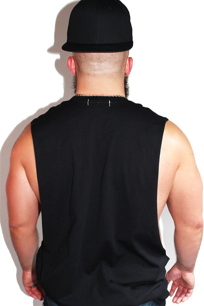PLUS: Just The Tip Low Arm Shredder Tank- Black