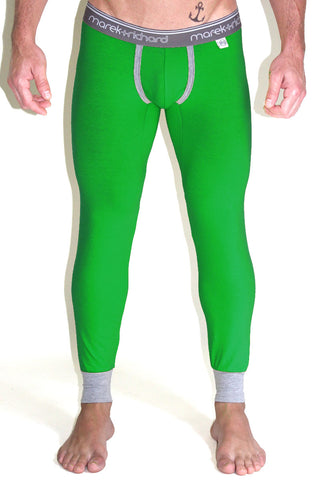 Core Long Johns- Green