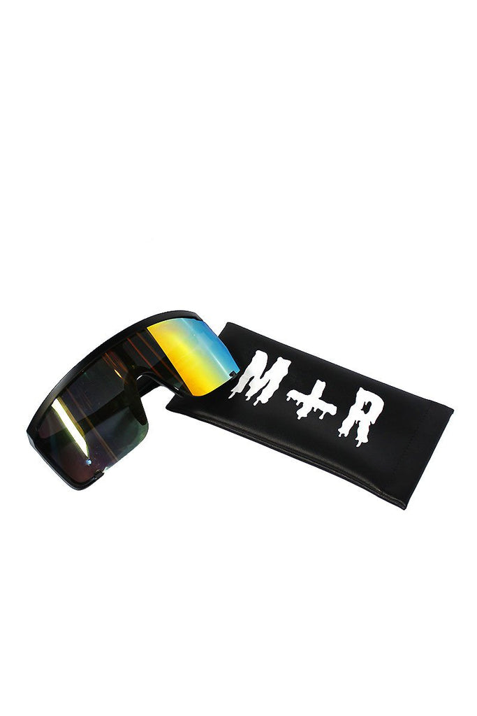 Rainbow Modified Shield-Black