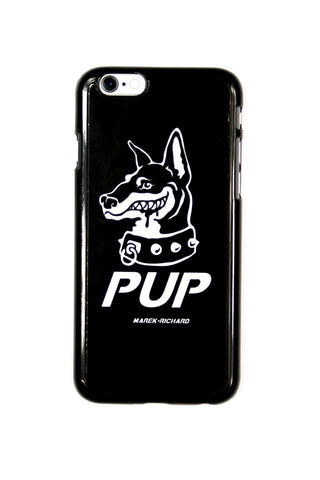PUP Phone Case- Black