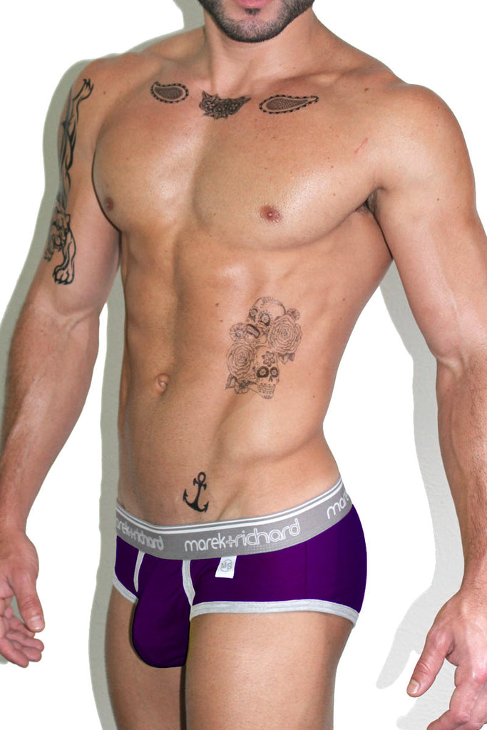 Core Brief-Purple