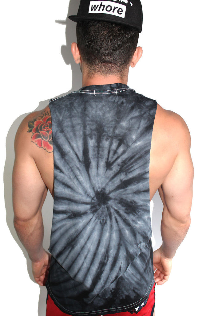 Runaway Shredder Tank-Black