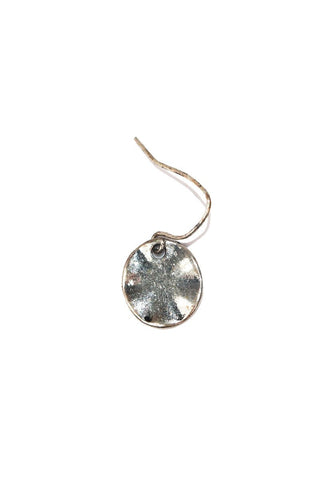 Electric Plug Necklace- Silver