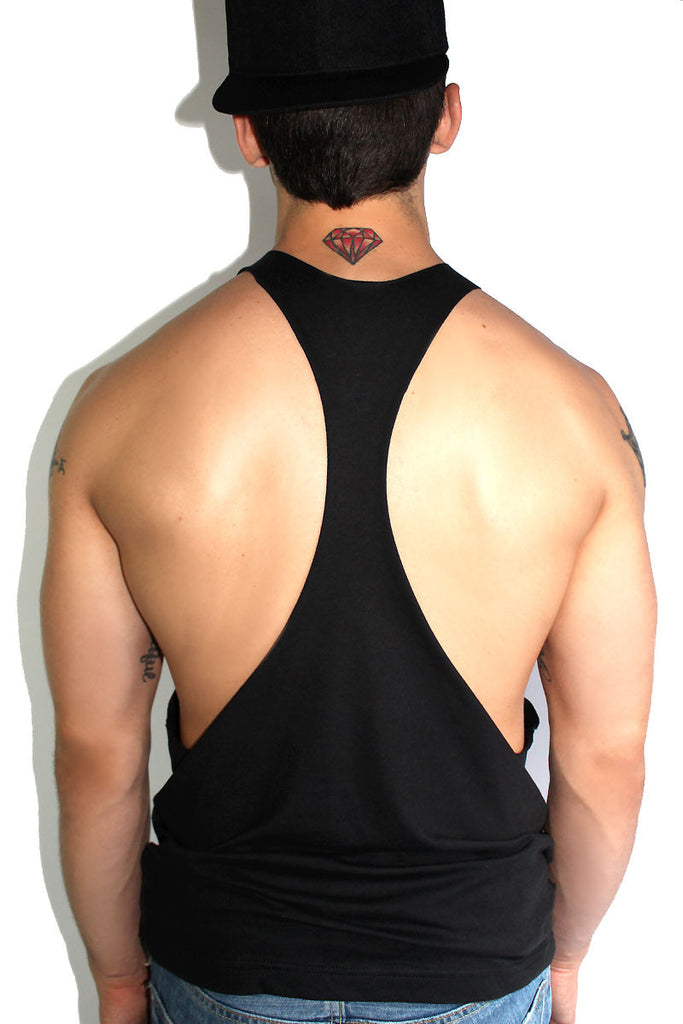 Squirter String Tank- Black