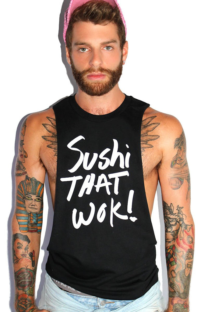Sushi That Wok Shredder-Black