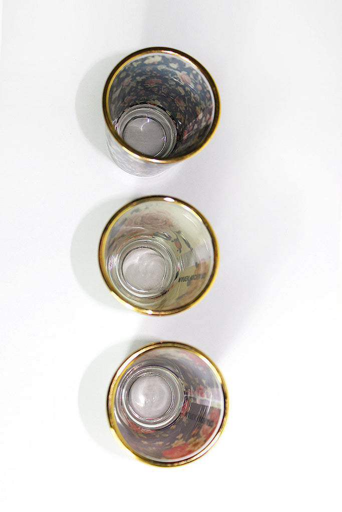 Top, Bottom &, Vers Shotglass Set
