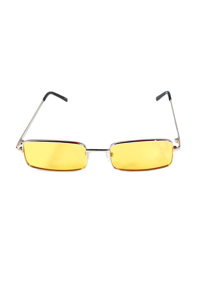 Bono Small Sunglasses-Yellow