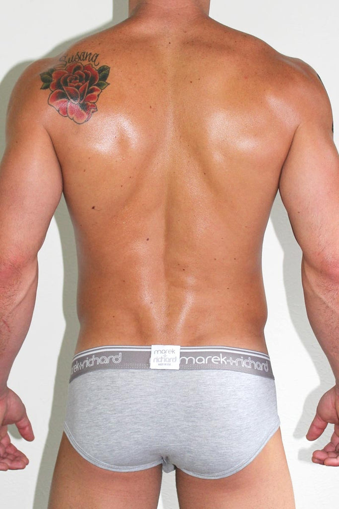 Core Brief - Grey